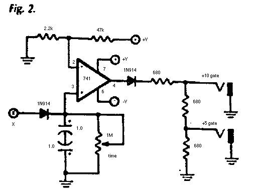 Index Of Diy Schematics Adsr Generators And Envelope Generators