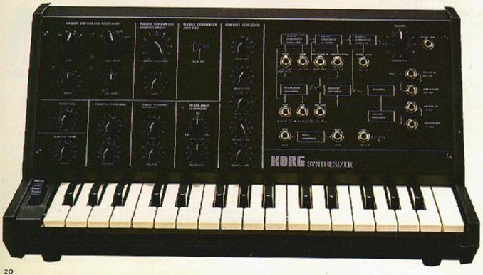 Small Cheap Fun Devices. Korg.MS-10